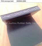 PVC Pvg Solid Woven Fire Resistant Conveyor Belt