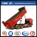 Shacman 6*4 Lightweight Front Lifting Dump Truck