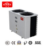 Air-Source Heat Pump Water Heater, Can Compactible with Solar