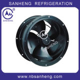 Vertical Axial Flow Fans 450mm Axial Fan with AC Motor