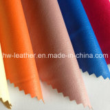 Soft PU Synthetic Leather for Ladys Garment Hw-644