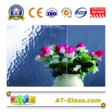 3-8mm Clear Waterlines Patterned Glass Used for Window, Furniture, etc