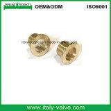 Brass Flange Plug Withou Thread (AV70005)