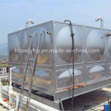 Food Grade Stainless Steel Water Tank for Hotel Storage