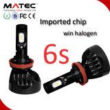 Car Accessories 60W 6000lm LED Car Headlight Bulb for Car H4 LED Headlight 12V, 24V Auto Part