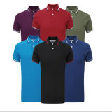 Custom Embroidery Red Polo Shirt