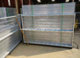 6ftx9.5ft Galvanized Canada Temp Fence Panel
