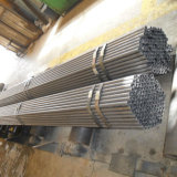 Hfw ERW Steel Pipe Round Hollow Shape Columns