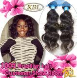 Very Soft Brazilian Virgin Hair Weft (KBL-BH-BW)