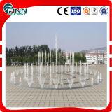 Music Running Style Water Floor Fountain