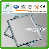 Wave Edge Safety Silver Mirror