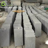 G654 Sesame Black Granite Paving Stone for Square/Commercial Building