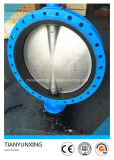 Stainless Steel Disc Wom Gear Wafer Butterfly Valve