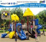 Hat Feature Children Outdoor Playground Equipment Hf-14402