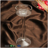 China Factory Wedding Hotel Tableware Long-Stemmed Glass Candle Holder