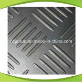 Colored Anti-Slip Five Checker Rubber Sheet for Flooring
