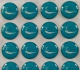 Round Dome Epoxy Resin Sticker
