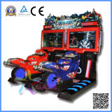 3D Full Motion Arcade Game Machine (racing series)