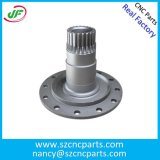 Forklift Car Shaft/ Drive Apparatus CNC Machining Part with Aluminum or Steel