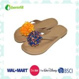Colorful Decoration, EVA and PU Sole, Fashion Slippers