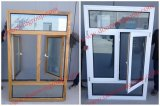 European and American Style Excellent Aluminium Wood Window