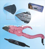Professional Hair Extension Tools Hair Extension Iron/Connector-608-Pink