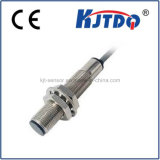 Customized Hot Sale 10-36VDC M12 & M18 Photo Diffuse Sensor with PE