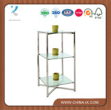 Tower Display Shelving Unit with Adjustable Shelf