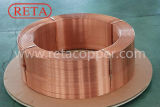 ASTM B280 Level Wound Copper Pipe