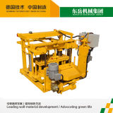Movable Low Cost Profitable Brick Machine Qt40-3A