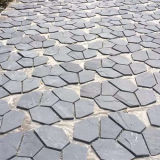 Grey Flagstone Courtyard Decor Material