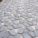 Grey Flagstone Courtyard Decor Material
