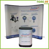 Exhibition Backdrop Arc Shape Pop up Banner Display