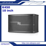 10 Inch Popular Karaoke Speaker System Sound Box with Good Price (K450 - TACT)