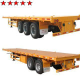 40ft Tri-Axle Flatbed Trailer