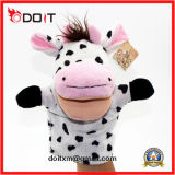 Kids Promotional Plush Cow Hand Puppet