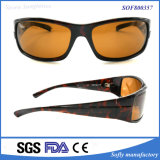 Brand Name OEM Customized Promotion Tortoise Color Sunglasses