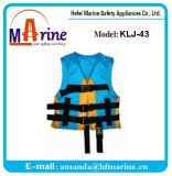 Nylon Fabric Swimming Vest for Kids