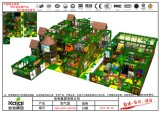 Kaiqi Large Treehouse Themed Indoor Children′s Playground (KQ20120802-TQBZ293A)
