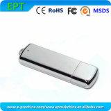 Customized Logo Metal Memory Stick Pen USB Flash Drive for Promotion (EM502)