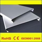 Aluminum Suspended False Decrative S Shaped Linear Ceiling