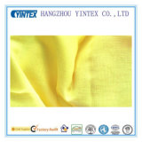 Knitted Cotton Fabric for Home Textiles with Sewing Crafting, Yellow