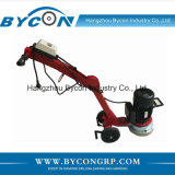 DFG-250E economy small edge concrete grinder floor polisher
