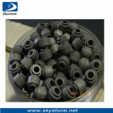 Sintered Diamond Wire Saw Beads for Marble Quarry
