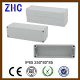 250*80*85 IP65 Plastic Small Junction in Ground Underground Distribution Enclosure Waterproof Electrical Outlet Box