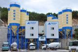Hzs 180 Concrete Batching Plant