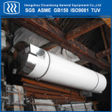 50m3 Low Temperature Oxygen Storage Tank Cryogenic Liquid Tank
