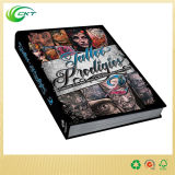 Cheap Thick A3 Hardcover Book Printing with Offset Printing