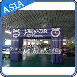 Cheap Christmas Used Inflatable Advertising Line Arch Rental Inflatable Arch