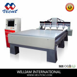 Multi-Spindle CNC Wood Machine with Rotary Axis (Vct-1525fr-4h)